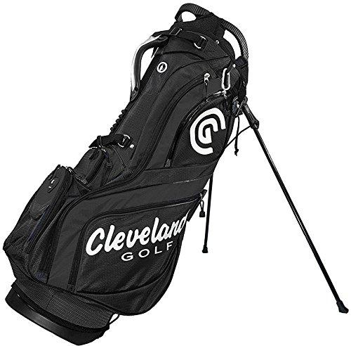 Cleveland Golf Men's Cg Stand Bag, Black by Cleveland Golf