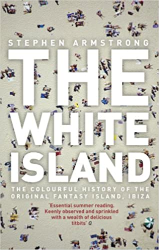 LIBRO- The White Island- La isla blanca