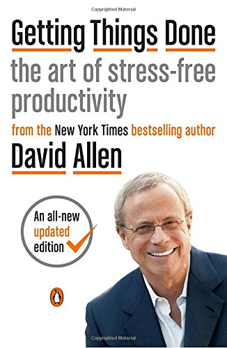 Best getting things done book david allen for 2019
