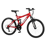 Boy's 24'' Mongoose Standoff Mountain Bike