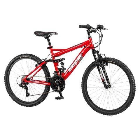 Boy's 24'' Mongoose Standoff Mountain Bike by Mountain
