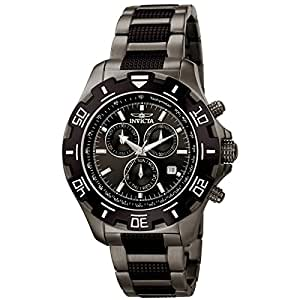 Invicta Men's 6412 Python Collection Stainless Steel Watch with Link Bracelet