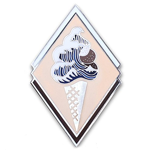 Dorrarium-The-Great-Wave-of-Ice-Cream-Lapel-Pin-Two-Scoops-of-Kanazawa-Pin
