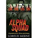 Alpha Squad: The Complete Collection: A Collection of Steamy Bear/Wolf Shifter Paranormal Romance