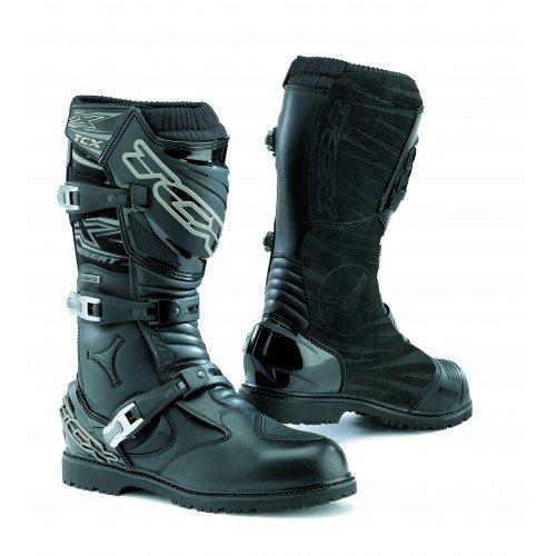 Tcx X-desert Gore-tex Boots - 11 Us / 45 Euro / Nero