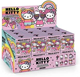 GUND - Hello Kitty - Surprise Blind Box Series 1: Favorite Kawaii ...