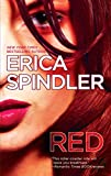 Front cover for the book Red by Erica Spindler