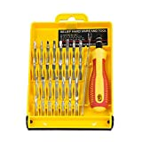 32in1 Screwdriver Precision Screwdriver Torx Screwdriver Tool Set Slot Slotted Torx Cross Repair Opening Tool