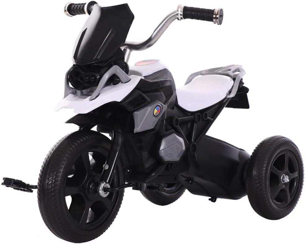 WWWANG Triciclo de tres ruedas a pedales for niños Triciclo Juguetes for bebés puede sentarse y del paseo de bicicletas niños Cochecito 2-7years viejo (Color : D)