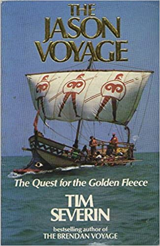 The jason voyage the quest for the golden fleece tim severin the jason voyage the quest for the golden fleece tim severin 9780099461807 amazon books fandeluxe Images