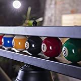 "Wellmet Pool Table Light, 70""4 Lights Hanging"