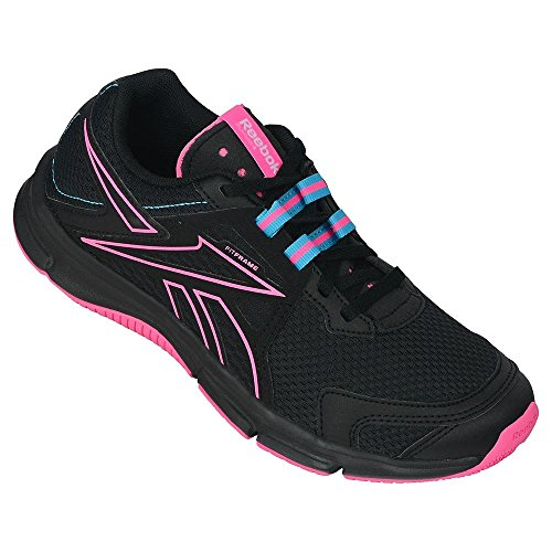 0 38 Pointure Couleur Run Noir M43575 Reebok rose Quickedge 0YBq88