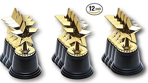 Play Kreative Gold Award STAR Trophy – Gold Winner Rewards Prizes
