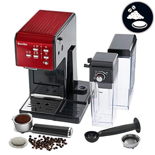 Breville vcf109 X de 01 prima Latte II Cafetera Eléctrica ...