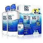 博士伦 Renu 隐形眼镜护理液 16oz x 2瓶 + 2oz 1瓶