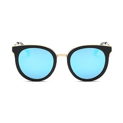 BiuTeFang Gafas de Sol Mujer Hombre Polarizadas Tendencia de Gafas de Sol y Gafas de Sol