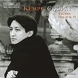 ショパン:12 の練習曲 (Chopin: Etudes, Opp. 10 & 25) [Import]
