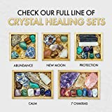 Crystals for Protection/EMF - 7 pc Pocket-Sized