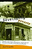 Developing Poverty: The State, Labor Market Deregulation, and the Informal Economy in Costa Rica and the Dominican Republic