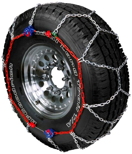 Peerless 0231705 Auto-Trac Light Truck/SUV Tire Traction Chain – Set of 2