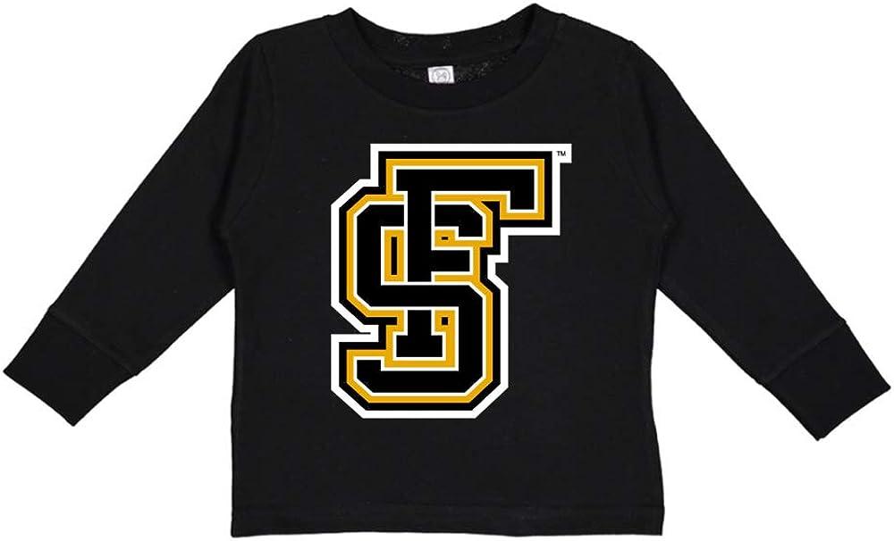 NCAA Framingham State Rams PPFRU06 Toddler Long-Sleeve T-Shirt
