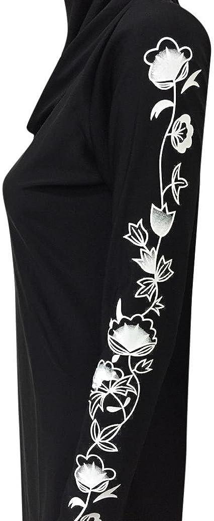 GreatestPAK Badebekleidung Dame Islamische Muslime Full-Cover-Bademode Frauen Modest Beachwear Schwimmanz/üge,