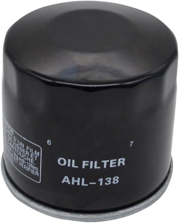 AHL /Ölfilter f/ür ARCTIC CAT 500 4X4 500//400 4X4 AUTO 400 All 2003-2008