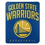 Northwest NBA Golden State Warriors 50x60 Fleece