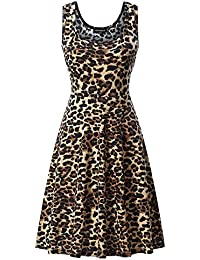 animal print dresses clothing clothing