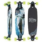 Sector 9 Fractal Complete Skateboard, White