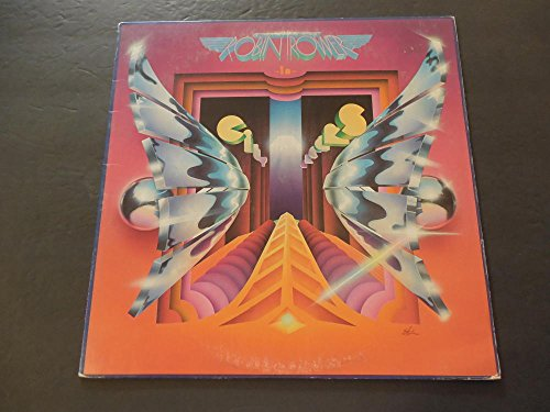 "Robin Trower ""In City Dreams"" album 1977 #CHR-1148 Rock"