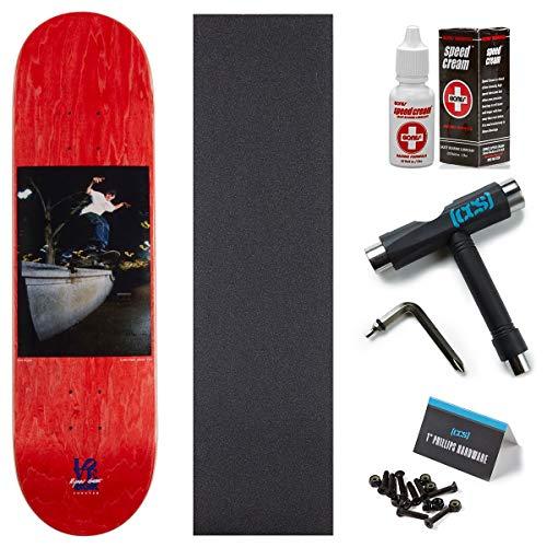 DGK x Gee Kalis Skateboard Deck - 8.10