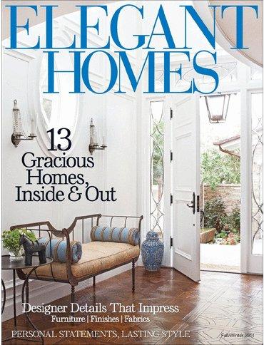 Elegant Homes Magazine (Fall/Winter - 2014 Fall Winter