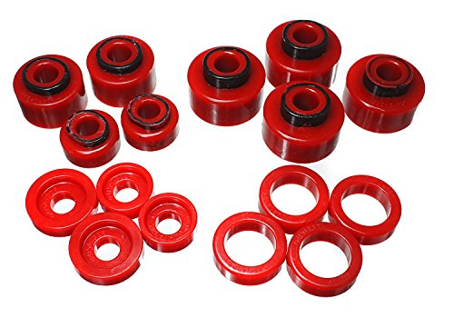 Energy Suspension 4.4120R BODY MOUNT SET ()