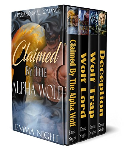 The Wolf Shifters 4 Book  Box Set
