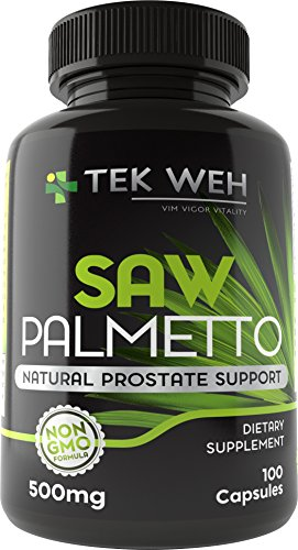 Cheap Saw Palmetto Premium Supplement for Prostate Health – Formula Promotes Healthy Urination Frequency & Flow – May Help Naturally Block DHT Preventing Hair Loss – 500mg Capsules