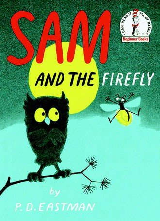 Random House RH0394800060 Sam and the Firefly Book
