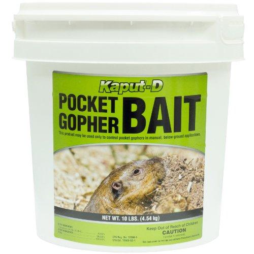 Kaput Pocket Gopher Bait 10 Lbs.