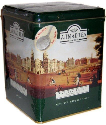 Ahmad Tea London Special Blend - 500g Tin