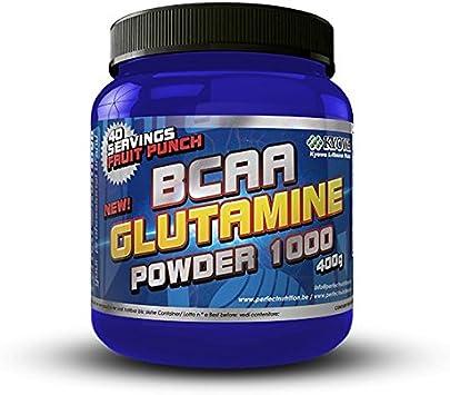 Perfect Nutrition Bcaa 10000 + Glutamina - 700 gr