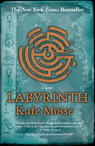 Labyrinth (Languedoc Trilogy Book 1) -