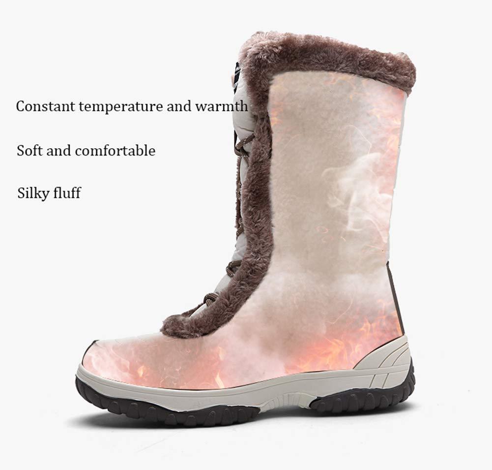Kaysa-BT damen Snow Snow Snow Stiefel-Wasserdichte Damenwinterschuhe, Textile Upper, Durable & Breathable Isotherm Lining & Rubber Outsole-für Fitness und Komfort a575f7