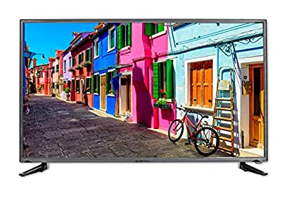 "Sceptre E405BD-FR 40"" Class - HD, LED TV - 1080p, 60Hz with Built-in DVD Player"