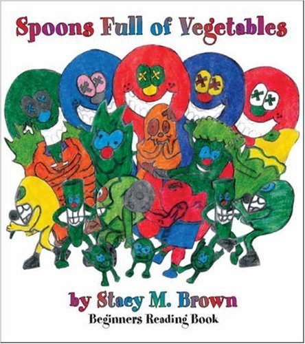 SPOONS FULL OF VEGETABLES