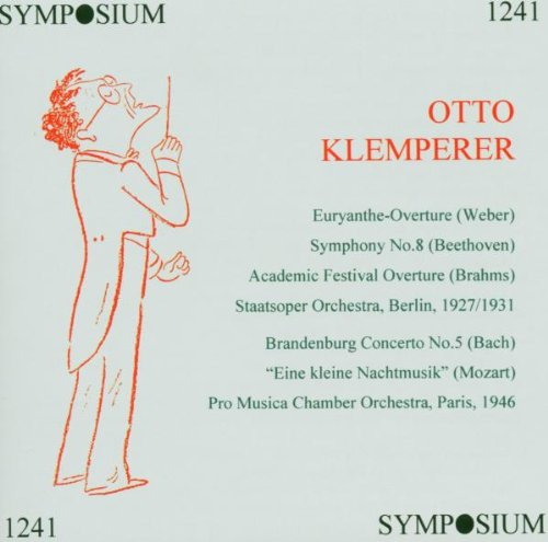 Price comparison product image Otto Klemperer Conducts
