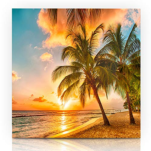 Ahawoso Decor Canvas Print Wall Art Painting 8