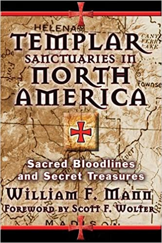 Sacred Bloodlines | Knights Templar Treasure in America interview with William F. Mann - Powered by Inception Radio Network
