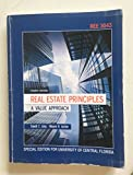 img - for Real Estate Principles A Value Approach Fourth Edition (Special Edition for University of Central Florida) book / textbook / text book