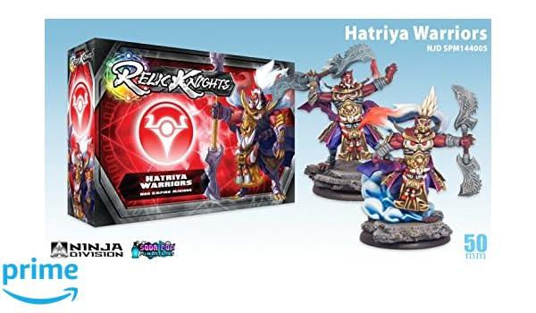 Ninja Division Hatriya Warriors Board Game