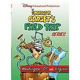 Inspector Gadget's Field Trip Series: Washington, DC And Virginia